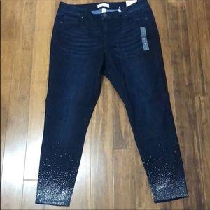 Lane Bryant Skinny Jeans NWT
